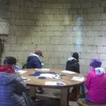 Conisbrough Castle, virtuaalitarina linnan elämästä.